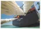 "CMS ""COLOMBO EXPRESS"", Vertaut, Containerfrachter Der Hapag-Lloyd, Baujahr 2005, Um 2006 - Cargos"