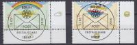 Bundespost 2010 Mi.2786/2787 Hoekstukken Gestempeld - Gebruikt