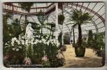 Liverpool - Sefton Park, Conservatory - Postcard 1912 - Liverpool