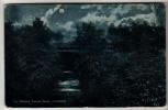 Liverpool - Sefton Park, Bridge - Postcard - Liverpool