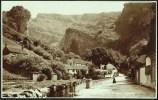 """""""Lion Rock And Cheddar Gorge"""",   C1930.       So-112 - Cheddar"""