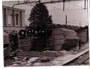 Photo Chemin De Fer, Gare De St Prex, Accident Du 29.7.1973 (434) Format 17.5x22.5 - Trains