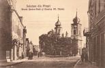 Pitesti Strada Serban- VoddNagydrad  Palatul Episcopia Chrig. Kath - Roemenië