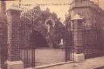 ISEGHEM = Grot Van O.L. Vrouw Van Lourdes  (vierge) - Izegem