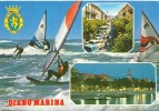Italy, Diano Marina, Riviera Dei Fiori, 1986 Used Postcard [P9696] - Imperia