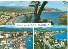 Italy, Saluti Da Diano Marina, 1968 Used Postcard [P9698] - Imperia