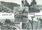 Italy, Saluti Da Diano Marina, 1960s Used Real Photo Postcard [P9699] - Imperia