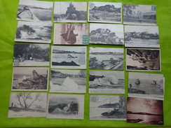 Lot De 60+1 Cp -biarritz-st Etienne De Baigorry-fontarabie-pau-Aussurucq-jeune Femme Du Pays Basque- - Postcards