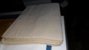 Lot De 6 Draps - 4 Drap En Lin (du Trégor) Larg. 2,00 M Env. + 2 En Coton Blanc Larg. 1,90 Env. - Poids Env. 10 Kgs - Bed Sheets