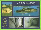 ILE DE GAVRINIS / LE PLUS IMPORTANT TUMULUS DU MONDE / Carte Vierge - Unclassified