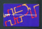 CROATIE/KROATIEN/CROATIA  -  Chip Phonecard As Scan - Croatia