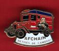 22469-pin´s Automobile Ancienne.tacot.afchain .betises De Cambrai.bonbon - Food