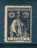 ! ! Portuguese India - 1914 Ceres 2 R - Af. 256 - MH - India Portoghese