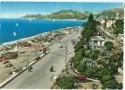 Italy, Riviera Dei Fiori, Bordighera, Passeggiata A Mare, 1959 Used Postcard [P9706] - Imperia