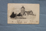 Carte Postale Haute-Saône 70 Affranchissement 10c Type Semeuse Oblitération Montagney Pour Fort De Joux - Marcophilie (Lettres)