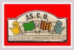 SUPER PIN´S F1-Rallye : AS.C.O. Association Des Commissaires De Course De L'OUEST - F1