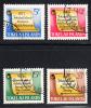 Tokelau Used Scott #16-#19 History Of Tokelau - Scroll - Tokelau