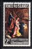 Tokelau Used Scott #20 Nativity By Frederico Fiori - Christmas - Tokelau