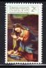 Tokelau MNH Scott #21 2c Adoration By Correggio - Christmas - Tokelau