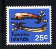 Tokelau MNH Scott #32 25c Fish Hooks - Native Handicrafts - Tokelau