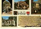 CP061518 - GORBIO- Village Pittoresque - Carte Souvenir - Vues Diverses - Autres Communes