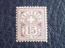 Switzerland  Stamp #76 Mint OG HR F/VF - Unused Stamps