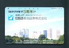 JAPON/JAPAN/GIAPPONE  -  Magnetic Phonecard As Scan (110-99910) - Japan
