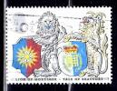 Great Britain 1998 26p Order Of The Garter Issue #1798 - 1952-.... (Elizabeth II)