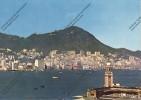 HONG KONG China : Victoria Peak View From Kowloon - China (Hong Kong)