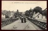 Cpa Du  44  Ancenis  La Place Et La Rue Du Pont        LOK18 - Ancenis
