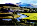 BRECONSHIRE  BRECON BEACONS USK VALLEY POWYS - Breconshire