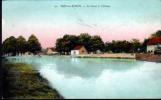 18 - DUN SUR AURON - LE CANAL ET L'ECLUSE - Dun-sur-Auron