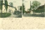 Leckwitz, Gasthof Leckwitz Und Rittergut, 1912 - Oschatz