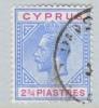 Cyprus 81   (o)  Wmk 4  Script CA - Cyprus (...-1960)