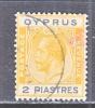 Cyprus 98  (o)  Wmk 4  Script CA - Cyprus (...-1960)