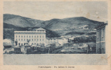 PIETRA LIGURE   -SAVONA-PIO ISTITUTO S.CORONA VIAGGIATA1924  BELLA FOTO D´EPOCA ORIGINALE AUTENTIQUE 100% - Savona