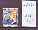 Niederlande  Nr.  256    O-used  ( A5160  ) Siehe Scan - 1891-1948 (Wilhelmine)