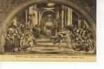 Raffaello Sanzio Stanze Espulsione Di Eliodoro Dal Tempio Vaticano Roma - Vatican