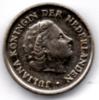 PAESI BASSI 10 CENTS 1973 - [ 3] 1815-… : Regno Dei Paesi Bassi
