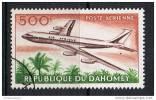 DAHOMEY AERIEN N°24 à 27  Avions - Benin – Dahomey (1960-...)