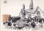 """¤¤  -  Illustrateur """" MATHURIN MEHEUT """"  -  101   -  PENHORS   -  Pardon   -  ¤¤ - Meheut"""