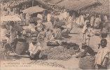 MADAGASCAR  CARTE COCONS DE VERS A SOIE 1906 - Madagascar (1889-1960)