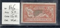 145   COTE 150 - Unused Stamps