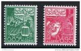 ALGERIE N°389 à 399 N** - Argelia (1962-...)
