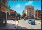 CHIERI (TORINO) VIALE DON BOSCO E STAZIONE RENAULT 4 CELESTE 1973 - Italy