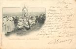 PROCESSION DE SAITE ANNE - LA PALUD . CPA ANIMEE . 1901 . - Sonstige Gemeinden