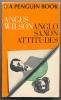 ANGLO SAXON ATTITUDE De Angus Wilson, A Penguin Book (livre En Anglais) - Livres, BD, Revues
