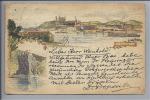 SLOWAKEI Pozsony Bratislava Pressburg 1900-07-07 Litho - Slovaquie