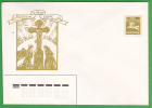 Lithuania ; 1990  ;  Pre-paid Envelope - Lithuania