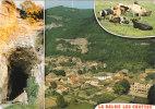 Carte Postale Des Années 70 De L´Isère - La Balme Les Grottes - Vues Multiples - La Balme-les-Grottes